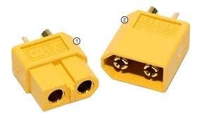 XT60 Male & Female Battery Electrical Connector