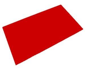 FR4 / G10 Fibreglass Epoxy Sheet (GRP) - RED 1.6