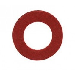 Nylon Washer - M4 - RED