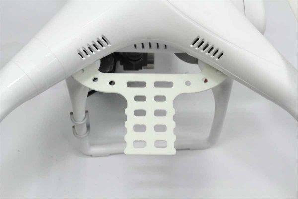 DJI Phantom V1 Bracket White FR4 g10
