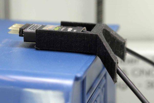 FrSKY D4R-II 3D Printed Case - 45 Degree Slope Down