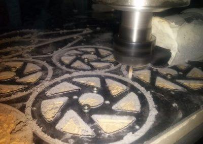 m3r wheel spokes 3mm fr4 cnc roouting wheels