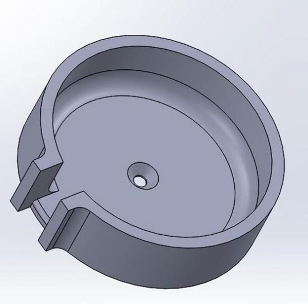 Housing For DJI NAZA GPS and Compass
