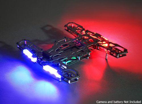 Quanum neon 250 mini quad