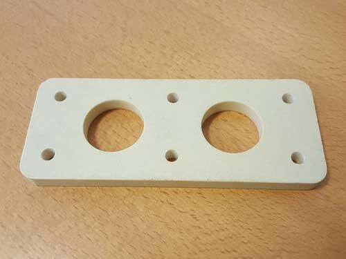 CNC insulation gasket
