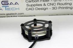 DJI NAZA GPS Compass protection system FR4 nylon