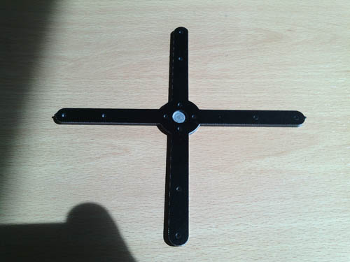 Fr4 black CNC routed plates