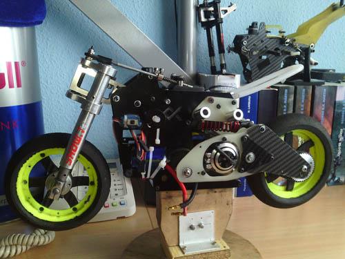 rc motor bike