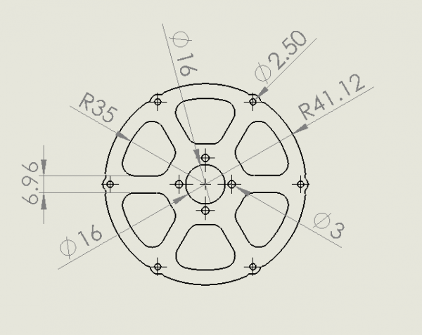 rear zh grp spokes radio control motor bike cycle wheel