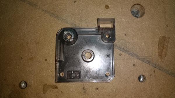 fr4 g10 titan cover plate gluing