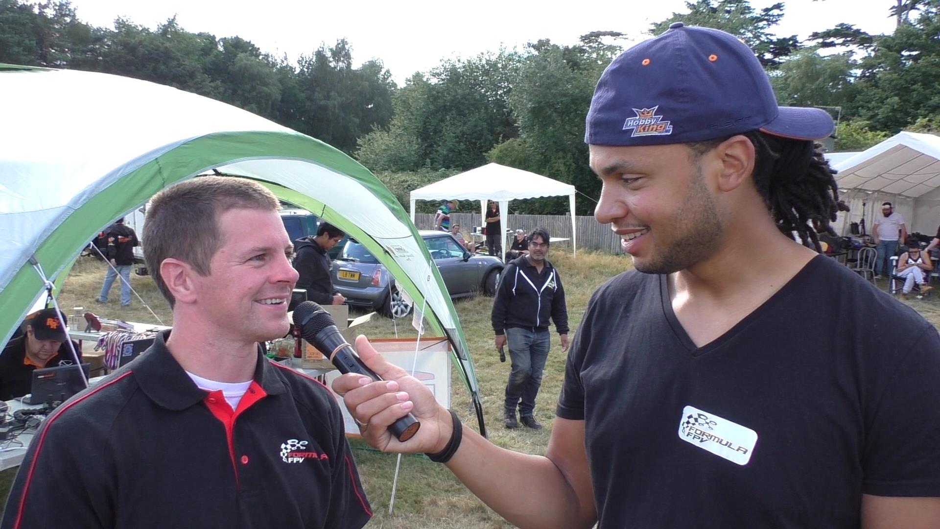 Formula FPV - Summer Rush 2016 - British FPV Mini Quad Racing