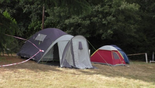 Formula FPV 2016 Summer Rush tents